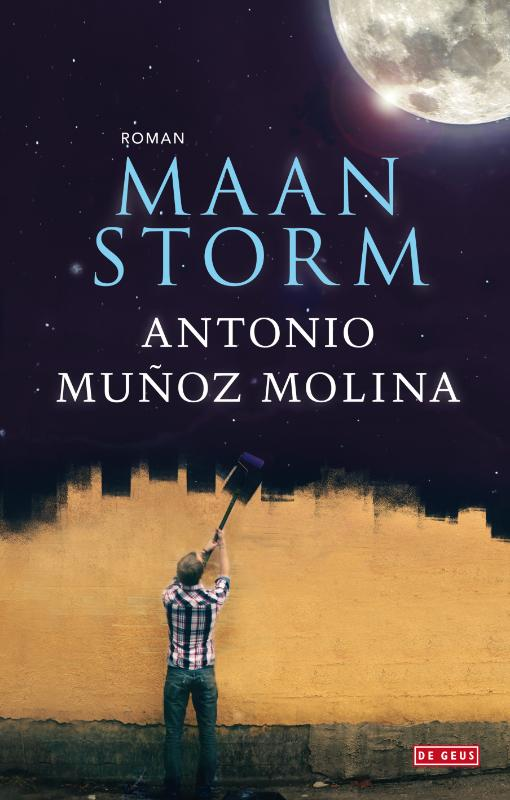 Antonio Munoz Molina - Book Cover