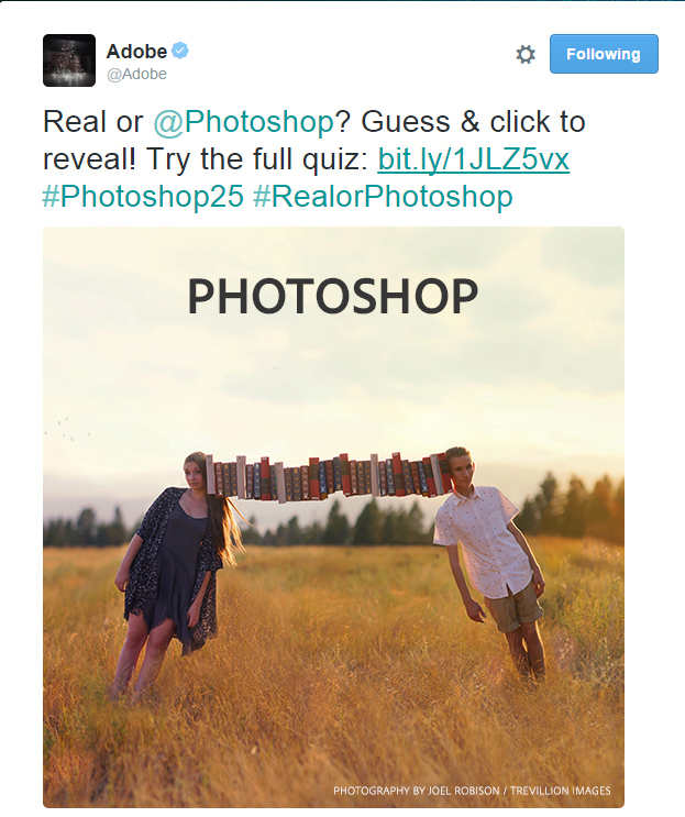 Adobe Photoshop Game