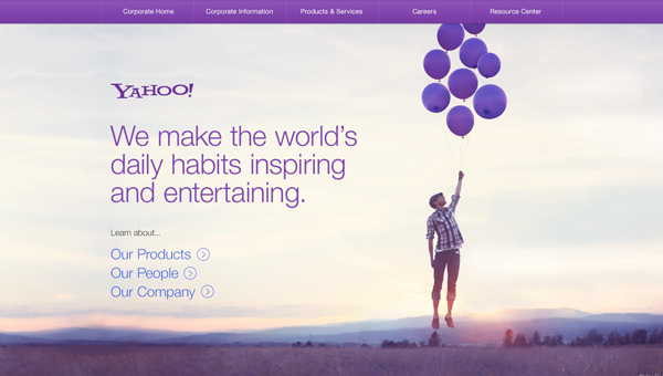 Yahoo cover image
