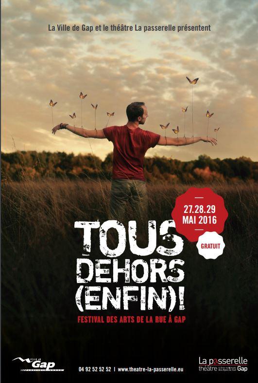 Theatre La Passerelle - Poster