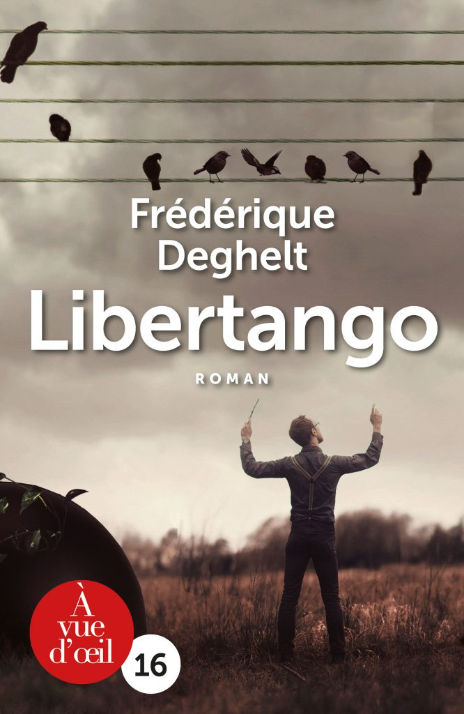 Frederique Deghelt - Book Cover